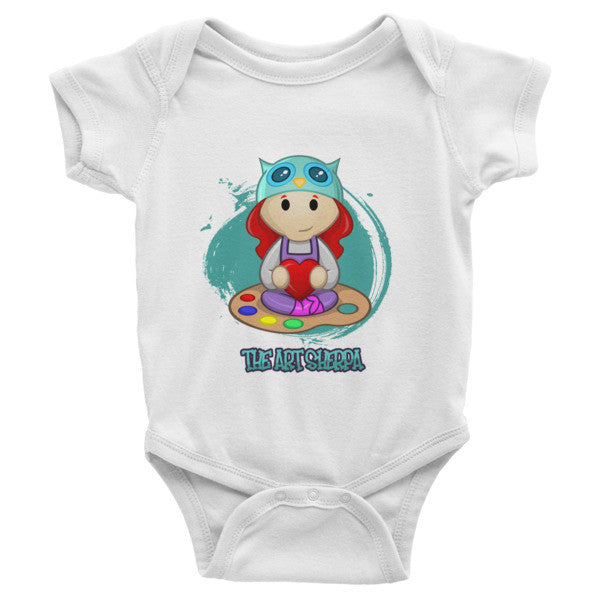 Kawaii Sherpa Infant One-Piece - The Sherpa Shop