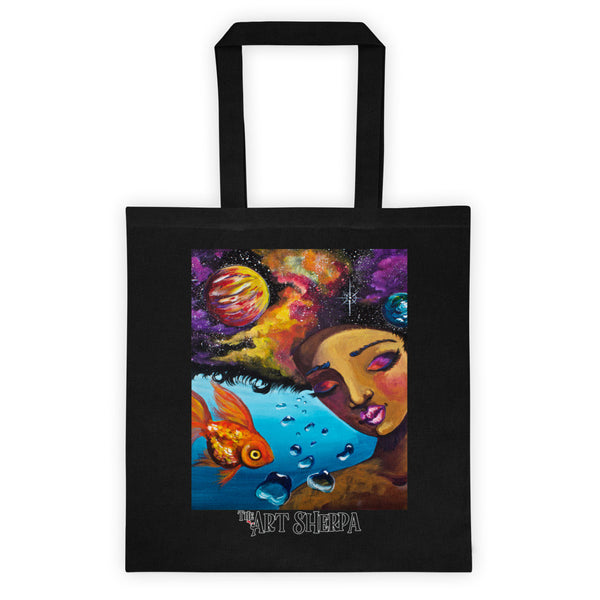 Galatic Soul Tote bag