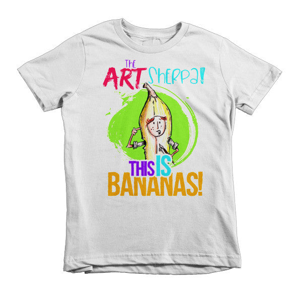 BANANAS!! KidsT-Shirt - The Sherpa Shop