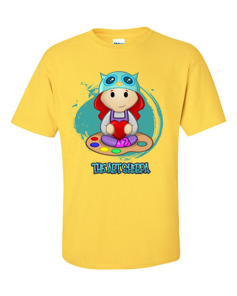 Kawaii Sherpa Adult T-Shirt
