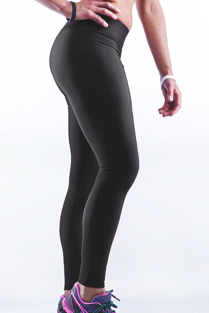 Howling In The Dark Trendy Yoga Pants - Jahnell's Closet