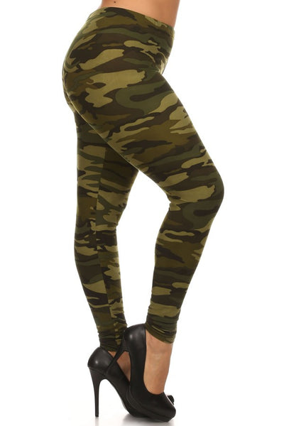 Army Fatigue leggings