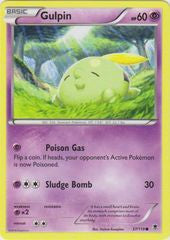 Gulpin - 37/119 - Common