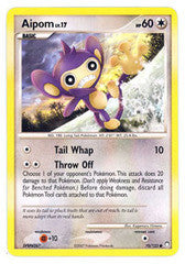 Aipom - 70/123 - Common Reverse Holo