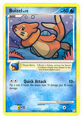 Buizel - 75/123 - Common Reverse Holo