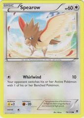 Spearow - 78/119 - Common Reverse Holo