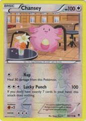 Chansey - 80/119 - Common Reverse Holo
