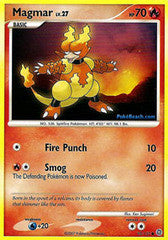 Magmar   93/132   Common Reverse Holo