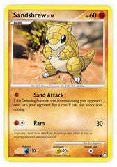 Sandshrew - 96/123 - Common