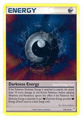 Darkness Energy - 119/123 - Uncommon Reverse Holo