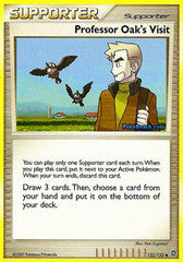 Professor Oak's Visit   122/132   Uncommon