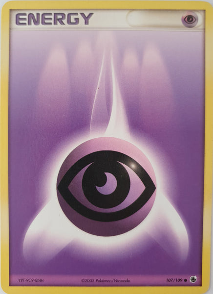 Psychic Energy - 107/109 - Common - 2003 Version