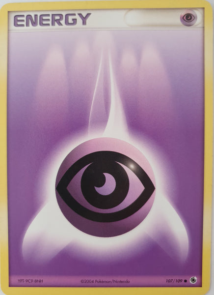 Psychic Energy - 107/109 - Common - 2004 Version