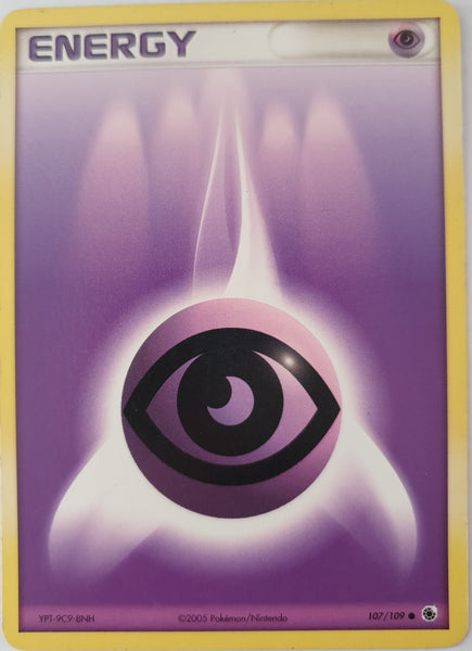 Psychic Energy - 107/109 - Common - 2005 Version