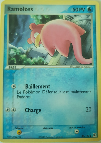 Slowpoke French - 83/113 - Common