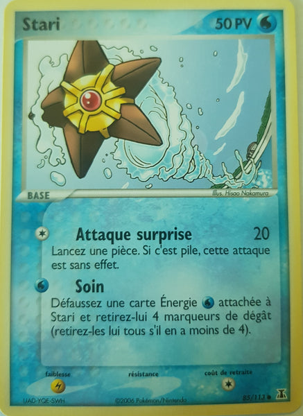 Staryu French - 85/113 - Common