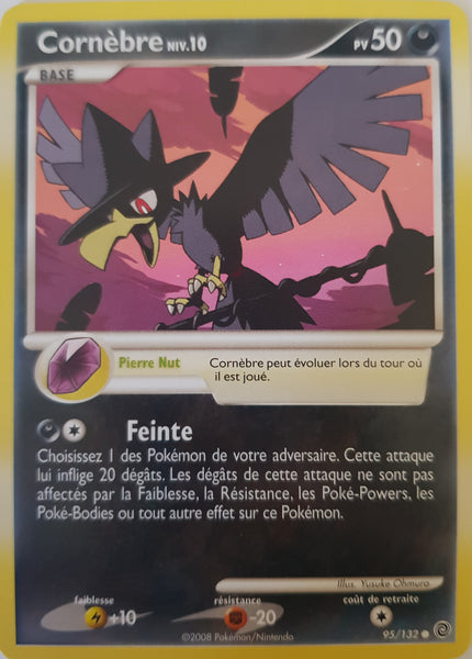 Murkrow French - 95/132 - Common