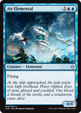 Air Elemental - 45/279 - Uncommon