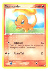 Charmander - 48/100 - Common