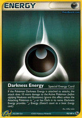 Darkness Energy - 93/109 - Rare - Lightly played