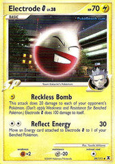 Electrode G - 39/111 - Uncommon
