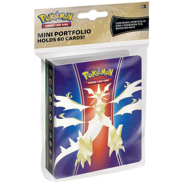 Forbidden Light Mini Collector's Album with booster - New, Sealed, Unused