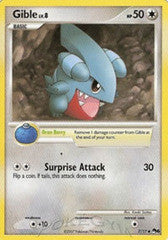 Gible - 7/17 - Uncommon