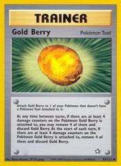 Gold Berry - 93/111 - Uncommon