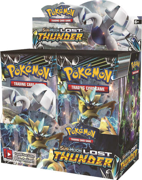Lost Thunder Booster Box - Sealed - 36 Boosters