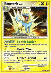 Manectric - 11/127 - Holo Rare