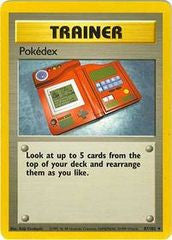 Pokedex - 87/102 - Uncommon - Heavily Played
