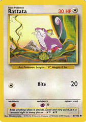 Rattata - 61/102 - Common