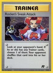 Rocket's Sneak Attack - 72/82 - Rare