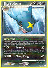 Sharpedo - 49/111 - Uncommon