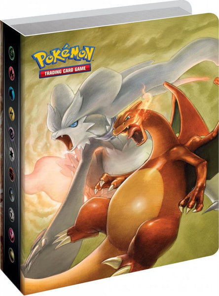 Mini Folder - Charizard & Reshiram- New, Unused