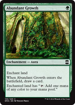 Abundant Growth - 156/249 - Common