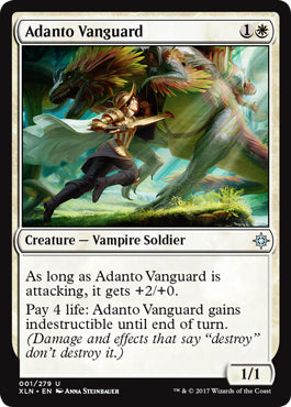 Adanto Vanguard - 1/279 - Uncommon