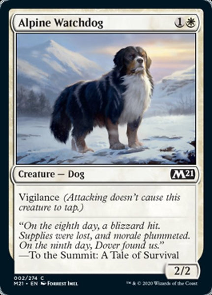 Alpine Watchdog - 2/274 - Common