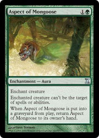Aspect of Mongoose - 191/301 - Uncommon