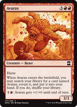 Avarax - 117/249 - Common