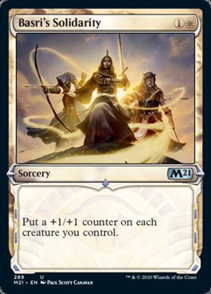 Basri's Solidarity - 289/274 - Uncommon Showcase
