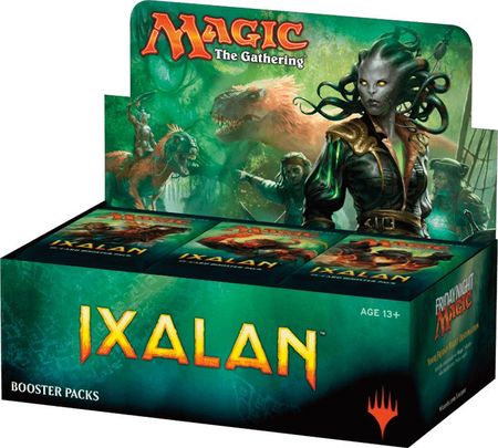 Ixalan Booster Box - Sealed, Unopened