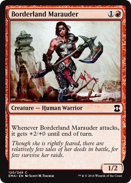 Borderland Marauder - 120/249 - Common