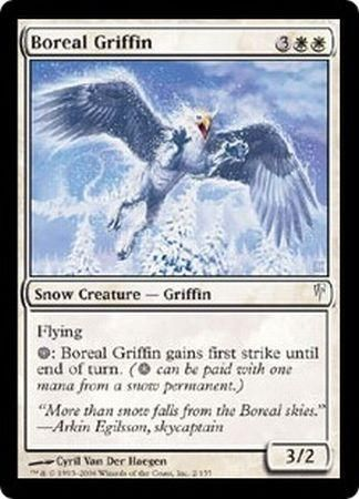 Boreal Griffin - 2/155 - Common