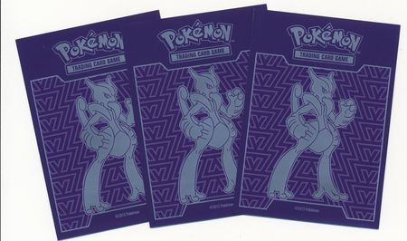 Breakthrough Mewtwo X Sleeves (65 count) - Sealed, unopened
