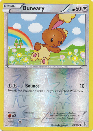 Buneary - 84/106 - Common Reverse Holo