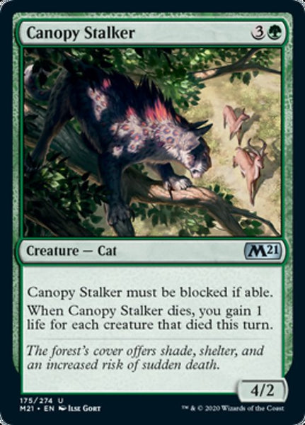 Canopy Stalker - 175/274 - Uncommon