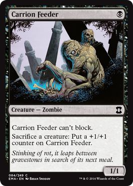 Carrion Feeder - 084/249 - Common