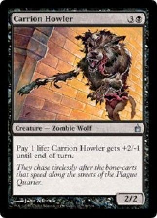 Carrion Howler - 79/306 - Uncommon