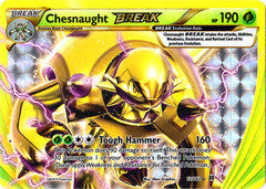 Chesnaught BREAK - 12/162 - Ultra Rare